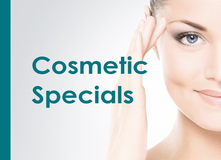 Cosmetic Injection Specials