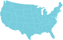 Locations Across the U.S
