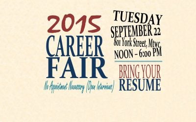 Forefront Dermatology Career Fair