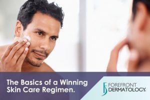 The Basics of a Winning Skin Care Regimen