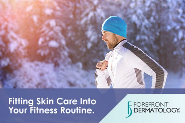 Fitting Skin Care into Your Fitness Routine