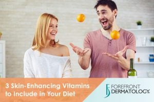 3 Skin-Enhancing Vitamins to Include in Your Diet