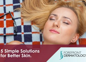 5 Simple Resolutions for Better Skin