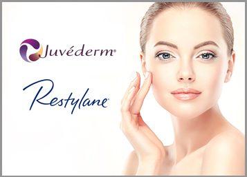 Restylane and Juvederm Filler Sale!