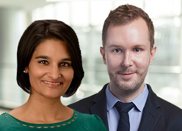 Welcome Dr. Nadia Sundlass & Dr. Joshua Hagen