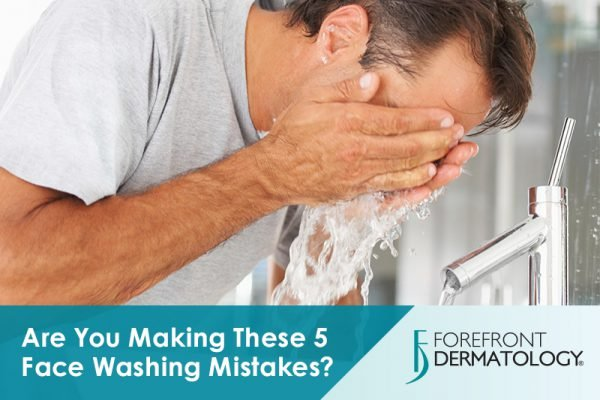 Are You Making These 5 Face Washing Mistakes?