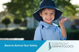 Back-to-School Sun Safety