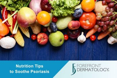 Diet Tips for Preventing Psoriasis Flare-Ups