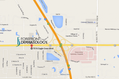 Forefront Dermatology is now in Evansville, Indiana