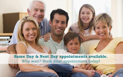 Same Day, Next Day Dermatology Appointments at Sheboygan Area Clinics
