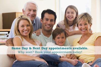 Same Day, Next Day Dermatology Appointments at Sheboygan Area Clinics