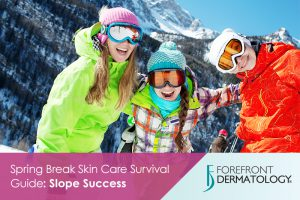 Spring Break Skin Care Survival Guide: Slope Success