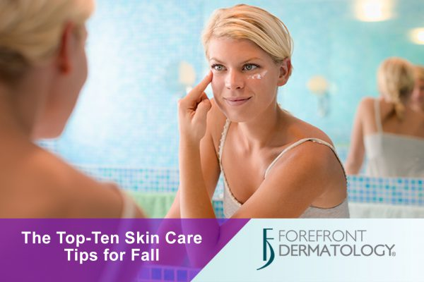 Top Skin Care Renewal Tips for Fall