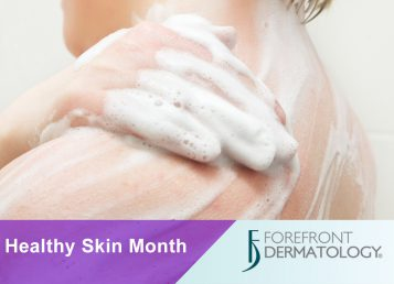November is National Healthy Skin Month!