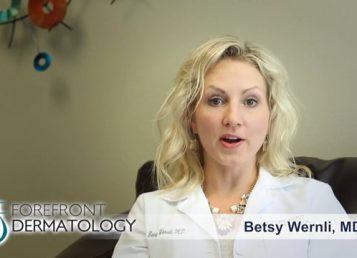 Dr. Betsy J. Wernli – Learn about Sclerotherapy