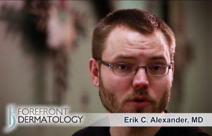 Meet Your Dermatologist – Dr. Erik Alexander