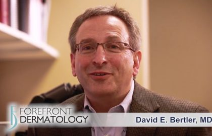 Meet Your Dermatologist – Dr.David Bertler