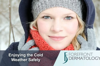 Enjoy the Cold Weather Safely and Protect Your Skin