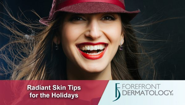 Radiant Skin Tips for the Holidays