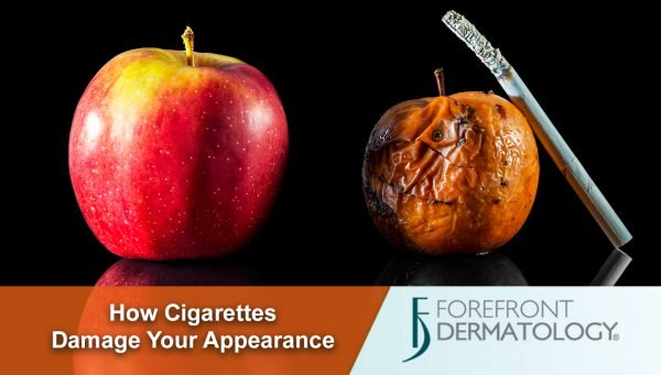 Smoking and the Skin: How Cigarettes Damage your Appearance