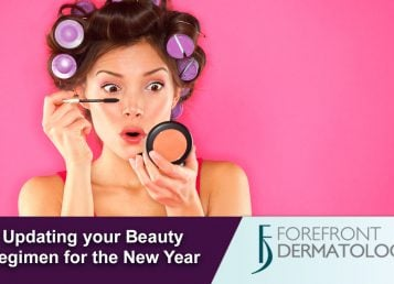 Top Five Tips for Updating Your Beauty Regimen for the New Year