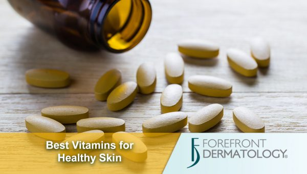 Best Vitamins to Achieve Healthy Skin