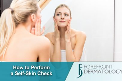 How to Perform a Self-Skin Check