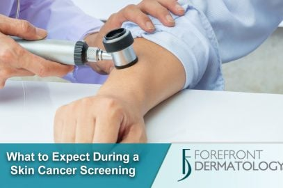 What to Expect During a Skin Cancer Screening