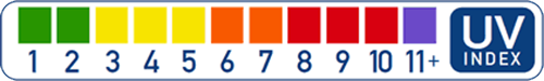 UV INDEX CHART