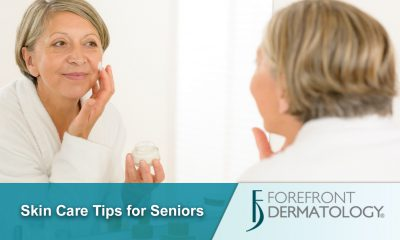 Skin Care Tips for Seniors