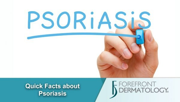 Quick Facts about Psoriasis