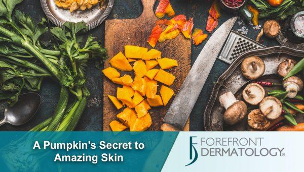 The Hidden Way Pumpkins Can Benefit Skin Health