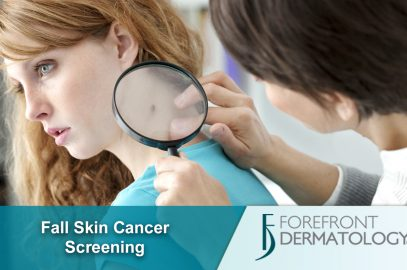 Fall Checklist: Skin Cancer Screening