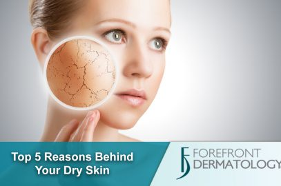5 Reasons for Dry Skin in Fall