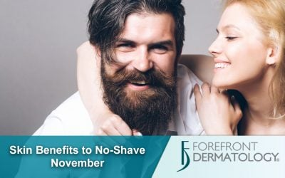 Skin Benefits to No-Shave November