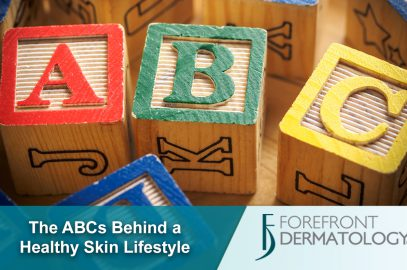 The ABCs of a Healthy Skin Lifestyle