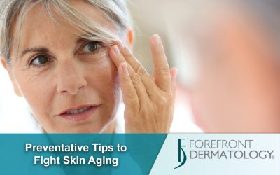 Preventative Tips to Fight Skin Aging