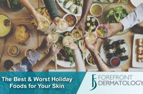 The Best & Worst Holiday Foods for your Skin