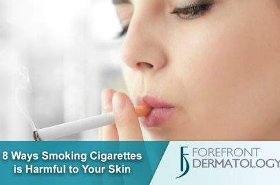 8 Ways Smoking Cigarettes is Harming Your Skin