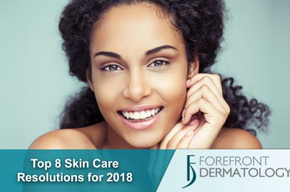 Top 8 Skin Care Resolutions for 2018