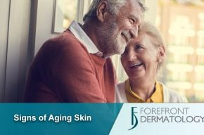 Early Signs of Skin Aging