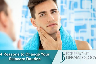 4 Reasons to Change Your Skincare Routine