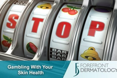 Don't Leave Your Skin Health to Luck