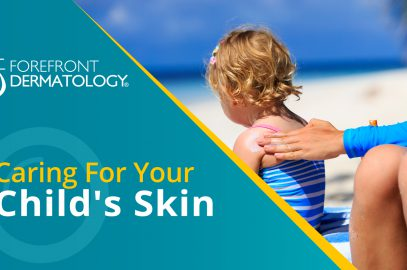 Caring for Your Child's Skin