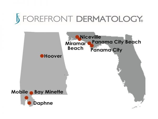 Forefront Dermatology Expands Presence into Alabama and Florida