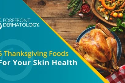 5 Thanksgiving Foods for Your Skin Health