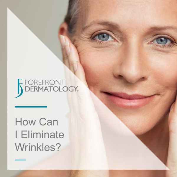 How Can I Eliminate Wrinkles?