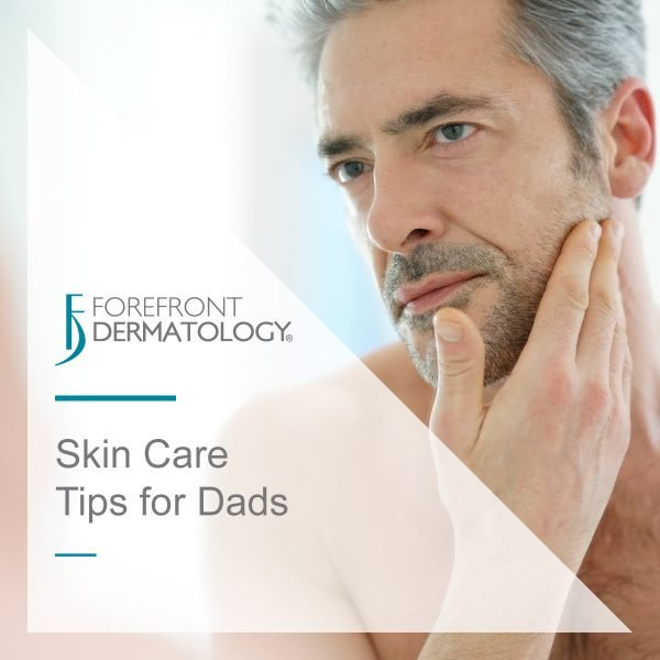 A Dad's Guide to Skin Care
