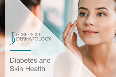 Diabetes and Skin Health