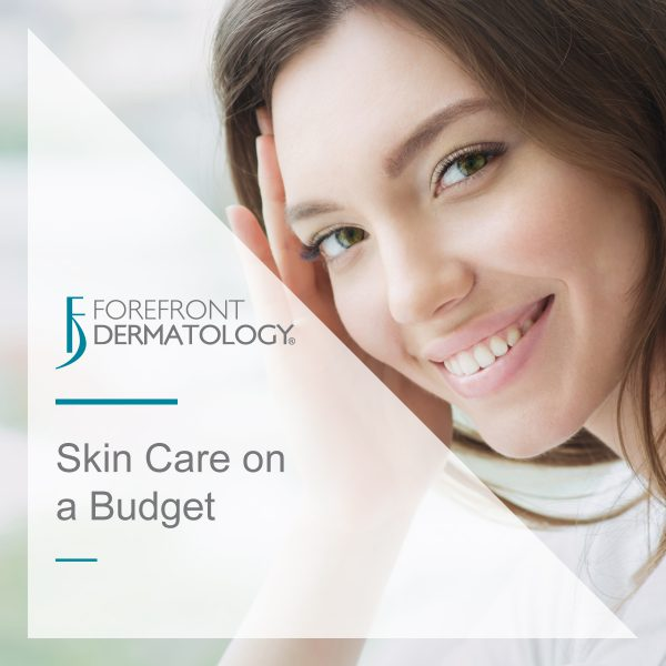Budget Friendly Skin Care Tips